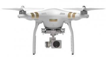 DJI Phantom Professional with 4K camera