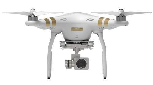 DJI Phantom Professional 4K camera