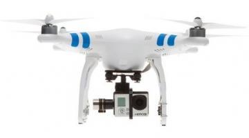 DJI Phantom 2 GoPro Hero4