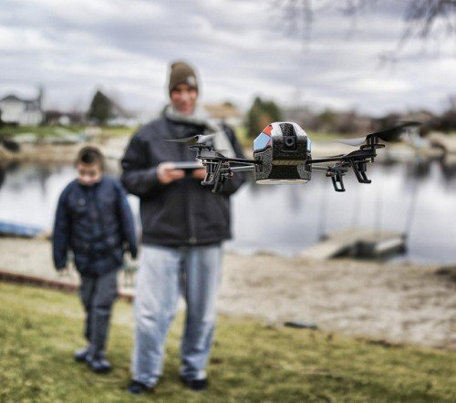 Parrot AR.Drone 2.0 Photo