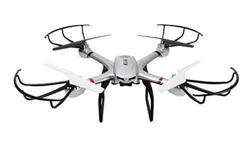 Ionic Stratus Quadcopter