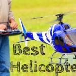 Best RC Helicopter Reviews 2019: Top 7!
