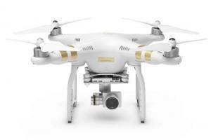 DJI Phantom 3 Pro with 4K cam