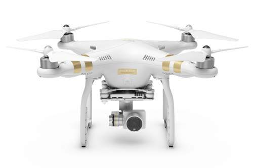 DJI Phantom 3 Pro with 4K cam