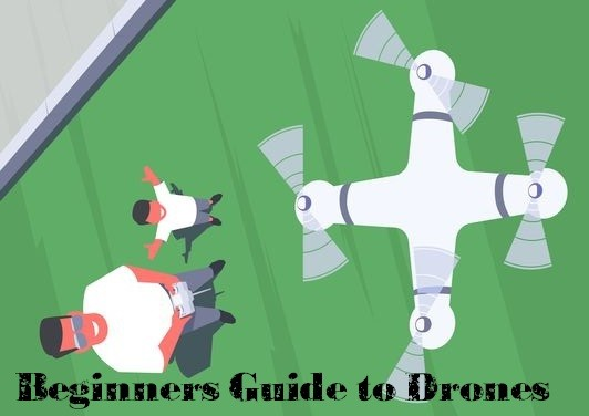 Guide to drones for beginners