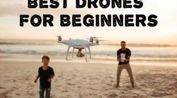 Best Drones For Beginners 2018- [TOP] 7 Affordable Drones!