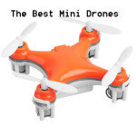 The 4 Best Mini Drones in 2019 [Cheap and Fun Micro Drones!]