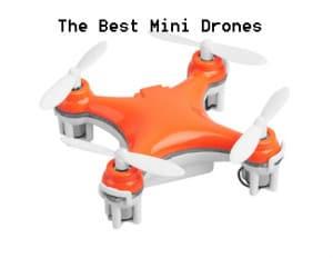 4 Mini Drone Reviews