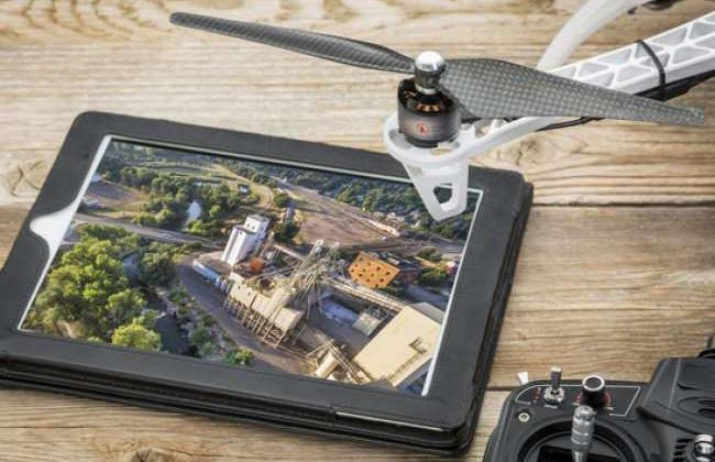 Drones for iPhone and iPad