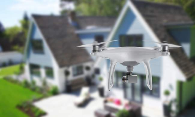 Can Drones Fly Over Private Property