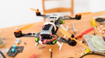 Building a fast drone