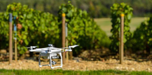 drone for farms
