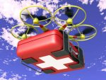 Drones to Deliver Medical Transplants in Australia and India