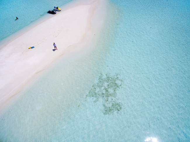 Video drone functions selfie