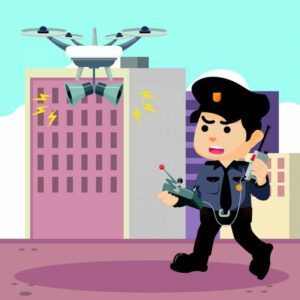 Police Drones: 2017 and the Future