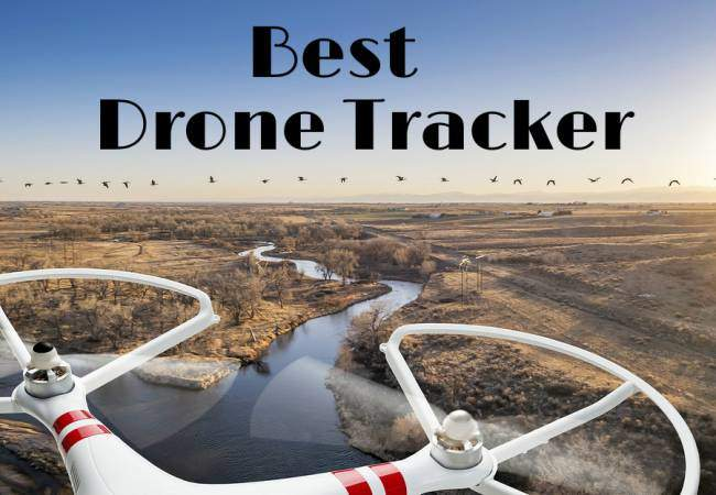 Best Drone Trackers 2018
