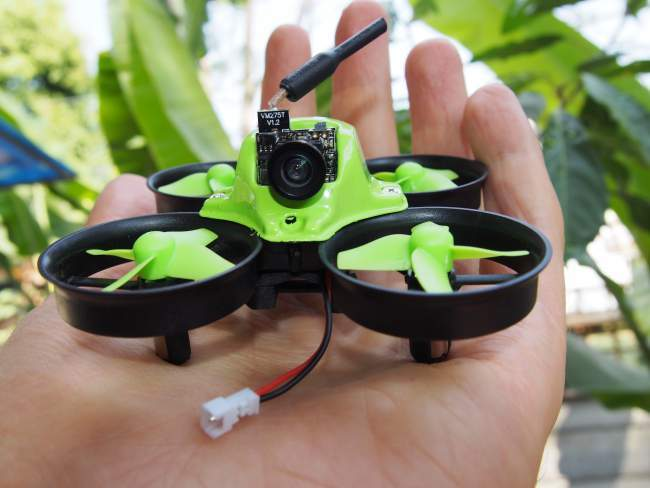 Makerfire Micro FPV Racing Drone