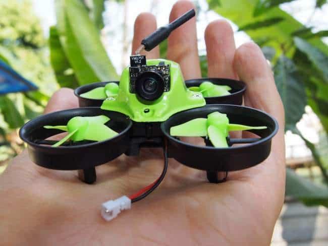 emploi drone