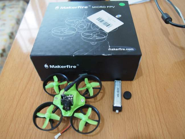 makerfire micro fpv box