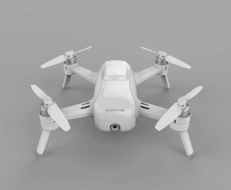 Yuneec Follow me drone