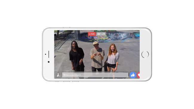 Live streaming on Yuneec Breeze