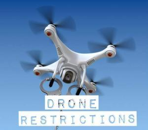 Restricted drone