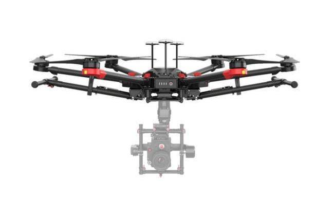 DJI Matrice 600 Review – Beating the Air Into Submission