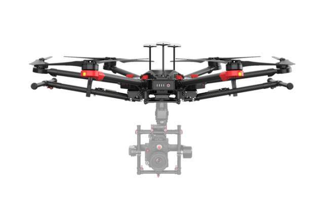 Matrice 600 - Large Drone For Sale at DJI
