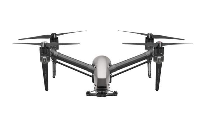 Commercial drone DJI Inspire 2