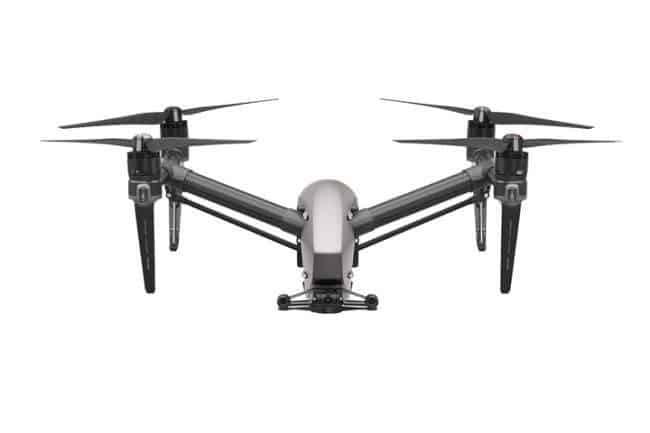 DJI Inspire 2 Long Range Drone
