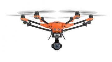 The Yuneec H520 Industrial Drone Flies Straight into DJI's Nightmares