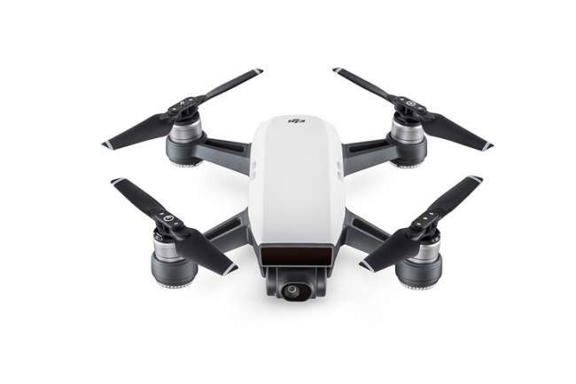 DJI Spark Front View