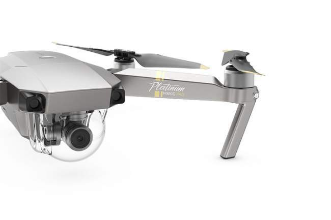 mavic pro platinum review