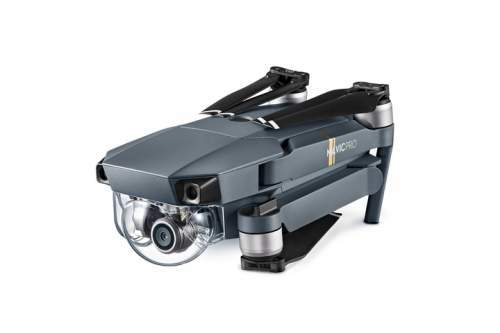 Dji Mavic Pro foldable drone