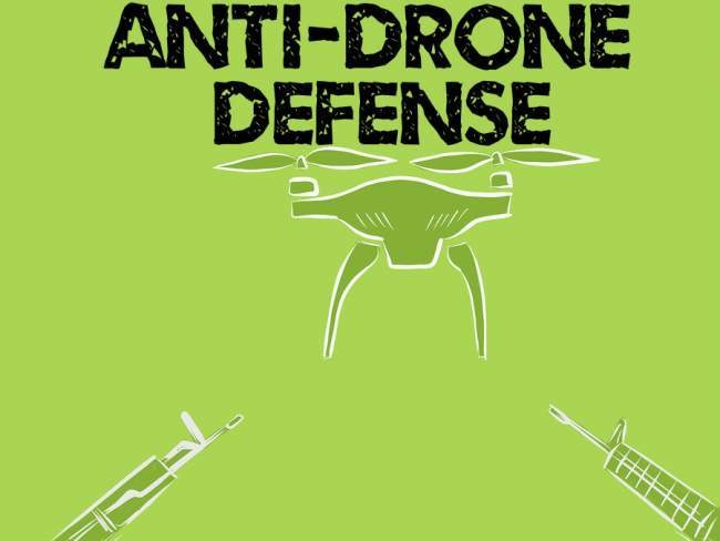 Defense against drones