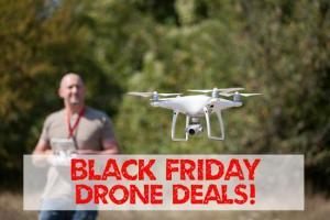 Best Black Friday Drone Deals 2017 [Own Your Dream Drone]