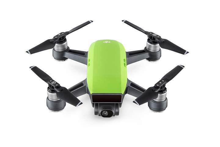 DJI Spark drone for beginners