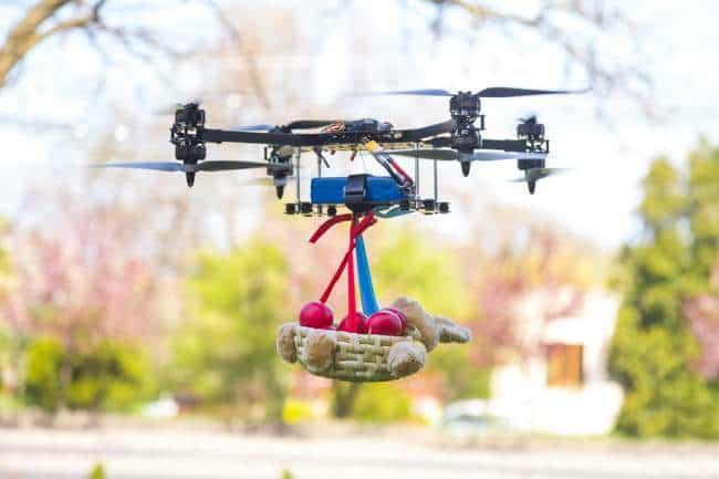 11 crazy drones