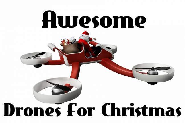 Drone for Christmas
