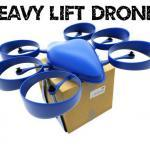 8 Best Heavy Lift Drones for Sale 2020 [VERY Large Drones]