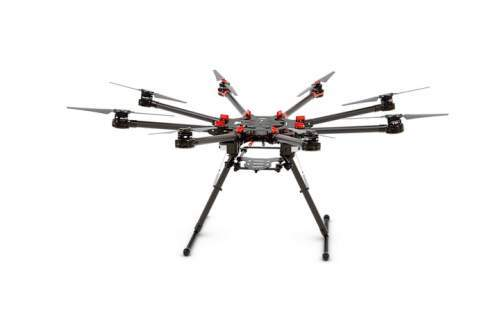 Heavy lifting drone Spreading Wings S1000+