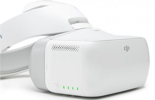 DJI Goggles Review: Here's Looking At You Kid