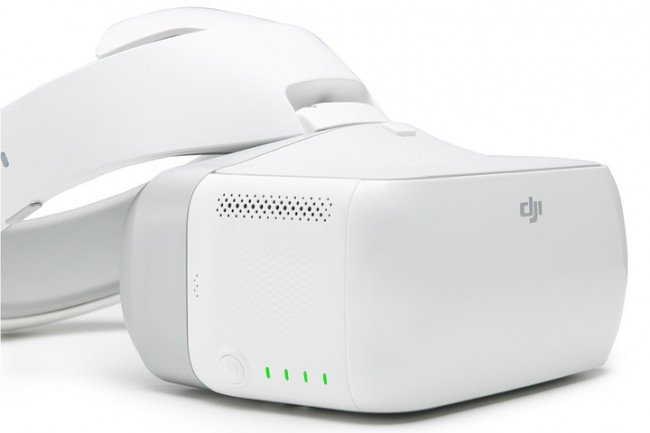 DJI Goggles Review 2018