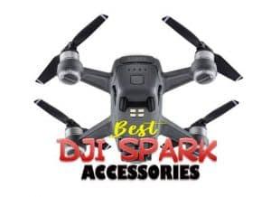 DJI Spark Accessories