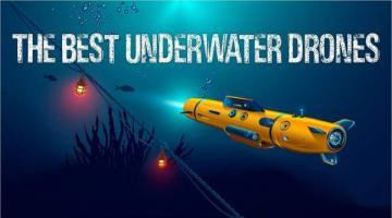 [Top] 4 Best Underwater Drones You Can Buy Today!