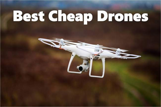 best cheap drones