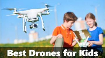 12 Best Drones for Kids (Including Some DAD will Love too!)