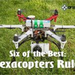 Four of the Best Hexacopters 2020 (Better Than Quads?)