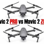 DJI Mavic 2 Pro vs Zoom: New Mavic has a Showdown with Itself