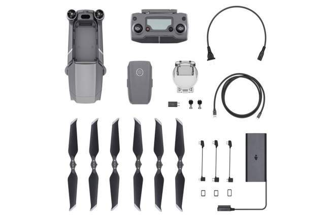 Mavic 2 package